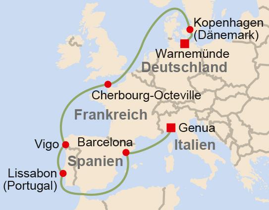 Kreuzfahrten Von Compass Kreuzfahrten Online Buchen